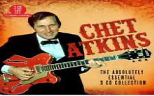 Chet Atkins	The Absolutely Essential 3 CD Collection (30THJUNE)NEW/MINT