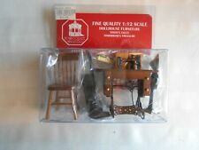Town Square Miniatures Dollhouse Furniture 1:12 Scale Sewing Room Set NEW