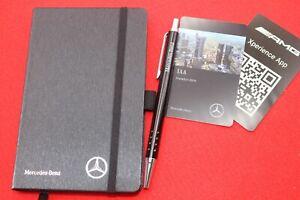 Mercedes Benz & AMG Iaa 2019 Vip Press Gifts Notebook + Ballpoint