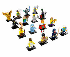 LEGO Minifigures Series 15 Complete Set of 16 #71011