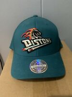 detroit pistons flexfit mitchell and ness snapback