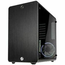 Raijintek Thetis Window Desktop Black Computer Case - 0R200053