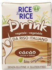 Proteingetränke Probios Reisgetränk Kakao inkl Strohhalm 24x 200ml MHD 21/5/2021