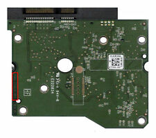 Controller PCB 2060-771624-001 WD 25 EZRX - 00az6b0 elettronica dischi rigidi
