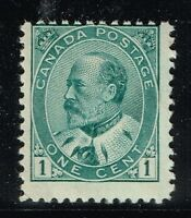Canada Scotts# 89 - Mint Never Hinged - Lot 122015