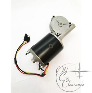1965 Lincoln Continental Window Motor LF, RR (C5VY5323395A) NEW