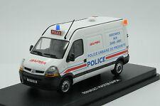 RARE !!! Renault Master Bapsa France Police Eligor 113086 1/43