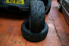 Pair of nearly new 235/40/17 Nankang AR-1 Track Tyres