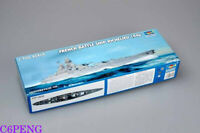 Trumpeter 05751 1/700 French Battleship Richelieu 1946 hot