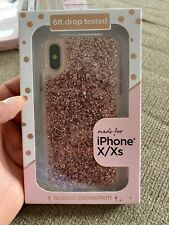 Fellowes Iphone X/Xs Glitter Case