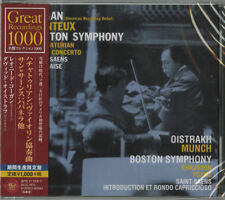 LEONID KOGAN & DAVID OISTRAKH-KHACHATURIAN: VIOLIN...-JAPAN CD Ltd/Ed B63