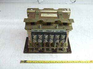 Siemens Reactor Transformer 4EP4000-7CB T40/B