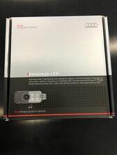 Original Audi Einstiegs-LED quattro für Fahrzeuge mit LED-Einstiegsleuchten