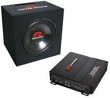 Renegade RBK550 Soundpaket Bass Anlage Subwoofer Endstufe