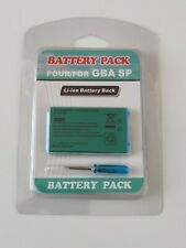 Batterie pour Nintendo Game boy Advance SP 3,7V - 850 mAh - Neuf
