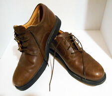 Timberland Brown Leather Oxford Waterproff Shoes Mens US Size 10.5 M