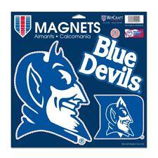 47e73fa9c DUKE BLUE DEVILS 3 PACK OF DIE-CUT VINYL MAGNETS 11