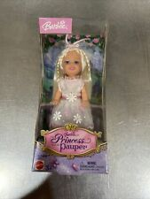 2004 Mattel Barbie As The Princess And The Pauper Kelly Doll #C6303 (S7,11)l8