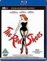 The Rojo Zapatos - Edición Especial Blu-Ray Nuevo Blu-Ray (3711531993)