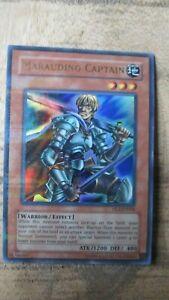 Carte Yu-Gi-OH-Marauding Captain-HL2-EN005