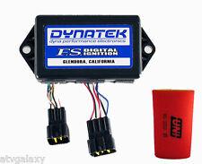 Dynatek CDI Ignition + Uni Air Filter Intake Yamaha Rhino 660 04 05 06 Dyna FS