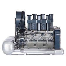 FRANZIS Modellbausatz Porsche 6-Zylinder-Boxermotor, Maßstab 1:4, 280 Teile