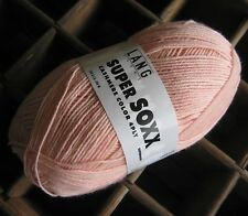 lang Yarns super Soxx Cashmere Color 4ply 21