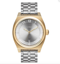 Nixon The Monopoly Gold/Silver Bracelet Watch 5329