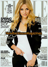 Elle 4/09,Reese Witherspoon,April 2009,NEW