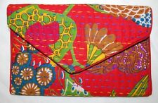 New Ethnic Clutch Bag Purse - Hippy Fairly Traded India