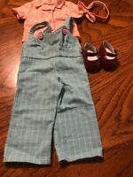 American Girl KITChicken Keeping Outfit Special Edition EUC RETIRED