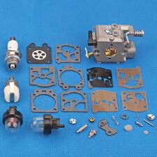 Carburetor kit for Echo Cs-300 Cs-301 Cs-305 Cs-306 Cs-340 Cs-341 Walbro Wt-589