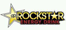 Pegatina Adhesivo Sticker Rockstar 14 CMS Aufkleber Autocollant