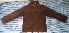 Veste brune pour homme John Bamer 1986 Taille 48FR M Jacket brown for man 38UK
