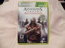 Assassin's Creed Brotherhood for XBOX 360....Complete