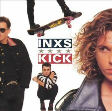 INXS - Kick CD ( 1987, Devil Inside, New Sensation )