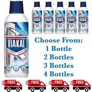 NEW Viakal Original Descaler Liquid 500ml Very Rare (Not Spray) Multi Listing