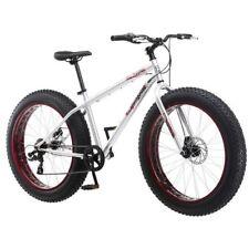 Mens Fat Tire Mountain Bicycle 26 in 7-Speed Fat-Tire Beach Cruiser Bike
