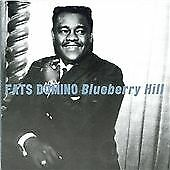 Blueberry Hill, Domino, Fats, Audio CD, Acceptable, FREE & Fast Delivery