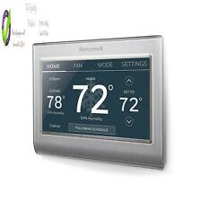 Honeywell Home Rth9585Wf1004 Wi-Fi Smart Color Ostat, 7 Day Programmable, Touch