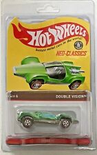 Hot Wheels RLC Neo-Classics Double Vision #X0535 1:64 Scale Diecast