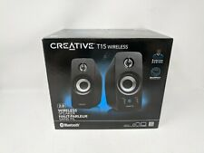 Creative Labs Creative T15 2.0 Wireless Speakers (IL/RT6-14324-51MF1670AA003