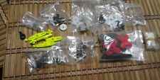 Small lot of Servo parts for R/CS 10 bags and some lo0se parts. sold as is.
