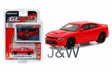 Greenlight Dodge Charger Srt Hellcat 2013 Red 1/64 13160