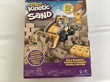 kinetic sand Dig And Demolish! Brand New In Box!