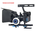 Professional Handle DSLR Rig Stabilizer Video Camera Rig Cage Kit For GH4/A7/A7S