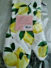 Two Brand New Kate Spade New York Make Lemonade Oven Mitts - New in Package