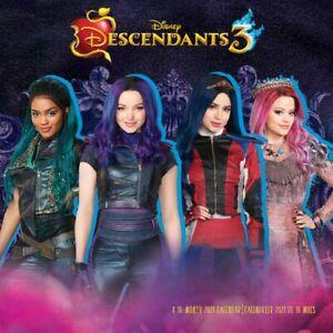Trends International,  Disney Descendants Wall Calendar 2021