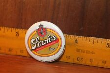 Vintage 1980's Pin Pinback Button Stroh's Beer