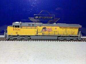 Athearn Genesis   ES44AC  Union Pacific  #5531  DCC Ready  NON-Sound   HO Scale